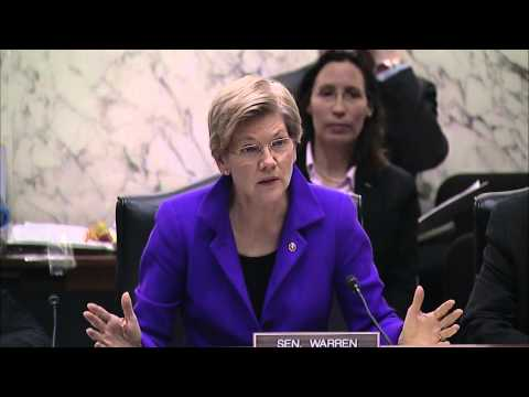 Senator Elizabeth Warren - Middle Class Prosperity Project Forum Opening Statement