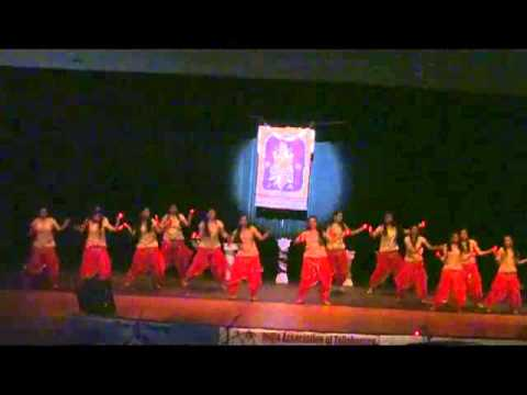 Gagaganapathy. Choreo: Padmini Lakshmin.glimpses 2013. India Assn Of Tallahassee video