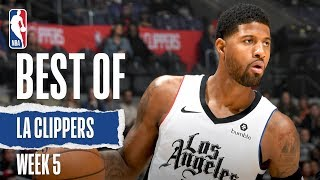 Best Of Clippers | Week 5 | 2019-20 NBA Season