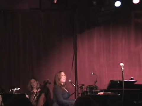 Magic - sung by Katie Thompson - Live at Birdland 1/12/09