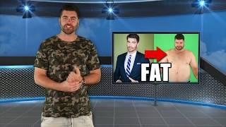 Why McCRUDDEN GOT FAT VLOG