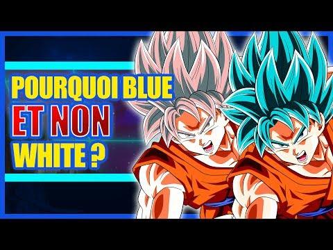 SUPER SAYAN BLUE ET SUPER SAIYAN WHITE - DBTIMES #22