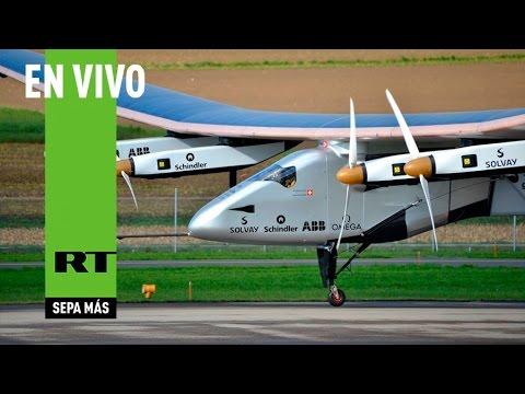 EN DIRECTO: El  'Solar Impulse 2' aterriza en Chongqing, China