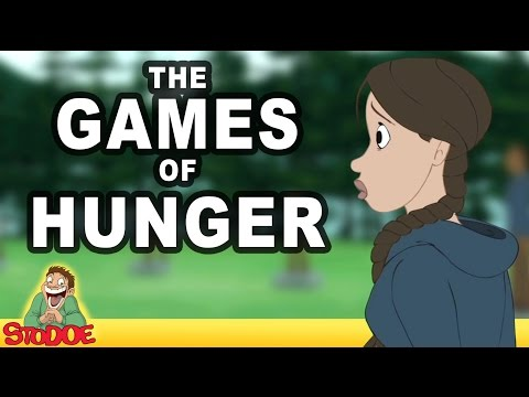 THE GAMES OF HUNGER