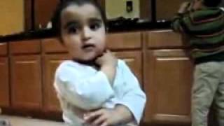 Watch this little baby argue! Video, Video clips, Featured videos  Rediff Videos