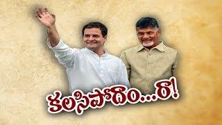 Rahul Gandhi Positive Response On Congress Alliance with TDP | టీడీపీతో పొత్తు అవకాశాలు..