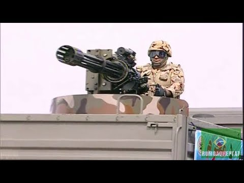 Iran Displays Military Might on National Army Day 2014 - Dia Nacional do Exército do Irã 2014