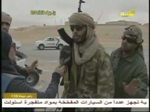 VOA Washington Forum: la contre-offensive de Kadhafi