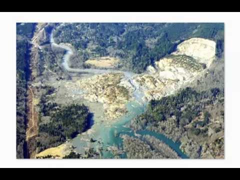 Mars Retrograde: Landslide in Oso, Washington