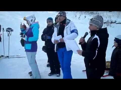Открытие горнолыжного сезона в Алтайских Альпах 2014