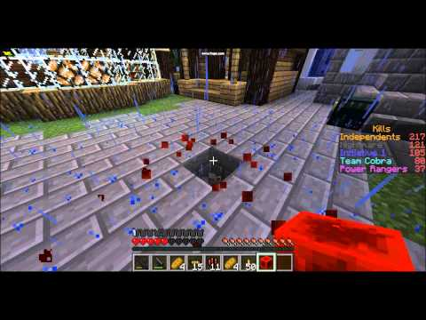 Minecraft Shotbow Wasted Engineer Gameplay