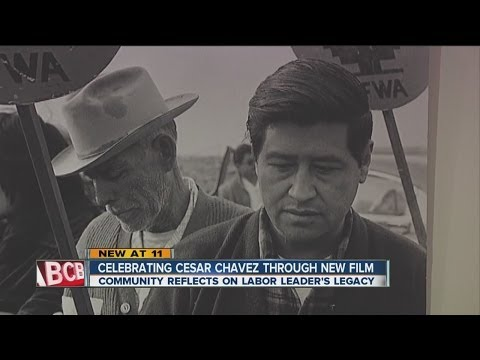 Community celebrates the legacy of Cesar Chavez