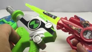 Gun's  Benten Ben 10 | SauBom Toys Review