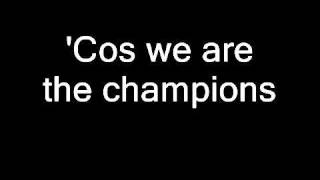 download lagu Queen - We Are The Champions Lyrics+mp3 Download gratis