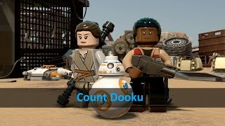 LEGO Star Wars׃ The Force Awakens - Count Dooku