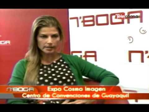 Expo Cosmo Imagen centro de convenciones de Guayaquil
