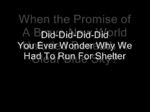 Goodbye pink floyd lyrics