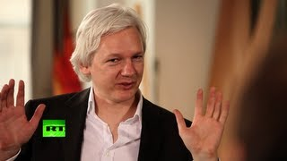 The Julian Assange Show_ Occupy Movement (E7)