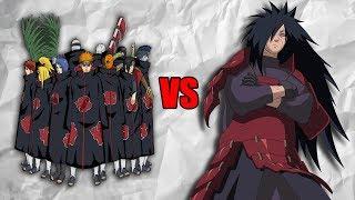 Could Madara REALLY Defeat The Akatsuki?