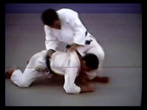 KANSETSU-WAZA (Técnicas de luxación). Judo
