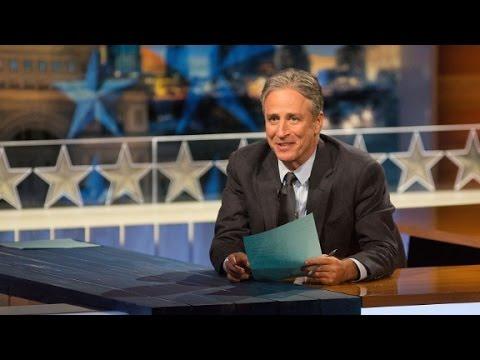 Jon Stewart leaving show after 15 years