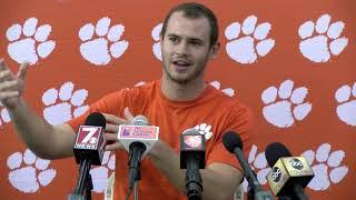 TigerNet: Hunter Renfrow previews Georgia Southern