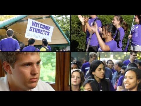 Find It Here - Weinberg College, Northwestern University