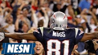 Randy Moss Allegedly Out-Sprints Antonio Brown In Workout With Steelers Players