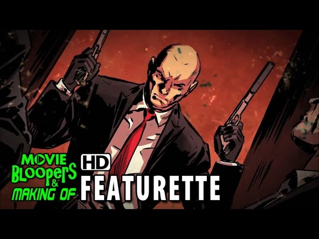 Hitman: Agent 47 (2015) Featurette - Making of the Comic Book