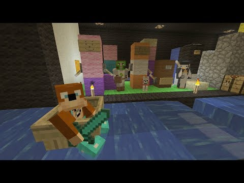 Minecraft Xbox Silly Statues 140