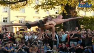 Skate Naked. Carnaval Sztuk-Mistrzów w Lublinie