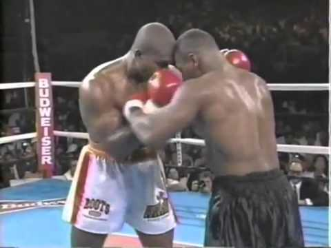Mike Tyson vs Donovan Ruddock II