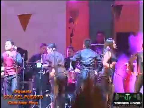 Son de Puerto de chimbote-Feria de la Ciruela viru 2014-Concierto completo