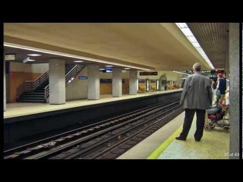 Lisbona: le piastrelle del metro