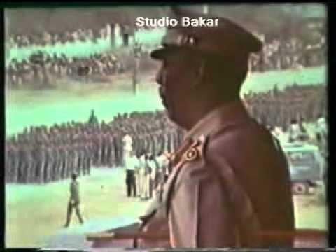 Taariikhda Somalia iyo biloowgii 21 octobar 1969