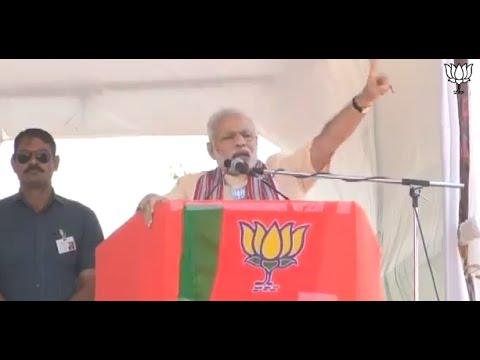 Shri Narendra Modi Addresses Rally In Tasgaon (sangli), Maharashtra: 05.10.2014 video