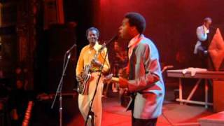 Chuck Berry & Robert Cray - Brown Eyed Handsome Man