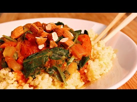 Coconut Curry Recipe – Healthy Vegan Recipes On Video