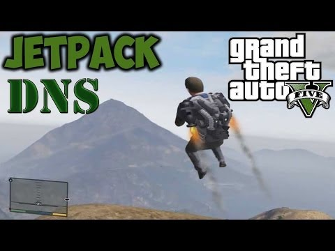 GTA 5: DNS, Jet Packs, Taser, GTA 5 PC, Cod Ghosts, Horario (Comentary)