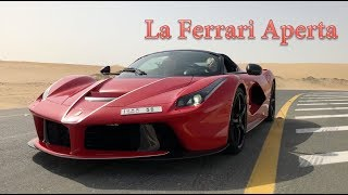 Driving the La Ferrari Aperta