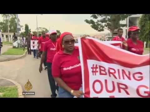 One year since scores of Nigerian schoolgirls went missing