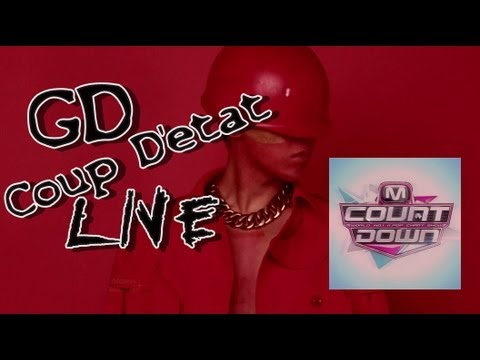 g dragon 2013 coup detat  DRAGON - COUP D'ETAT
