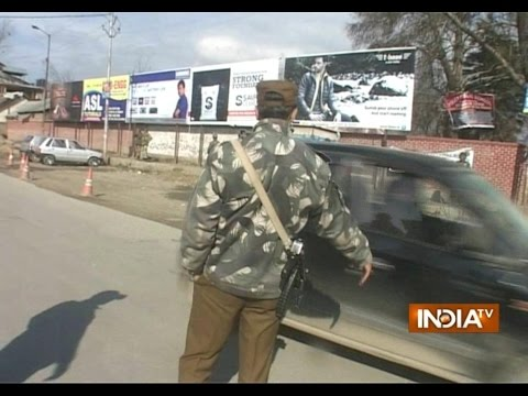 J&K Constable Runs Away with 4 AK-47 Rifles in Anantnag, Search Begins