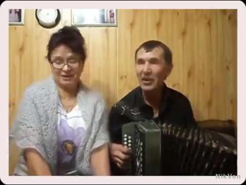Любовь и Петр Улюкины Встали высокие сосны