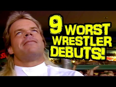 9 WORST PRO WRESTLING DEBUTS IN WWE AND WCW!