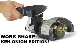 Work Sharp Ken Onion Edition! Knife & Tool Sharpener