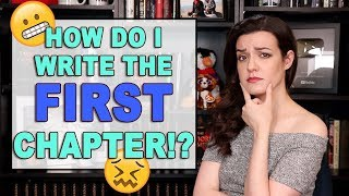10 Tips for Writing The First Chapter of Your Book