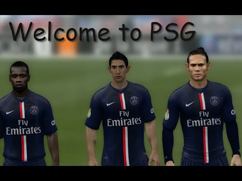 FIFA 15 -16  | Ángel di María Welcome to PSG | Goals, Assists, Skills & Dribbling HD