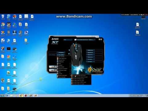 Как установить макрос на мышь X7 WARFACE - YouTube