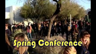 2012 AZ FFA State Activities Video